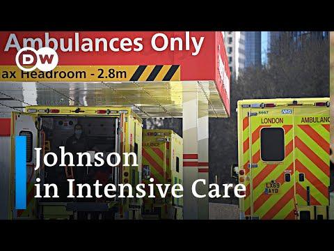 Coronavirus: UK PM Boris Jonhson Admitted To Intensive Care | DW News