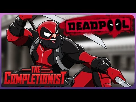 Deadpool: The Merc With The Mouth   The Completionist