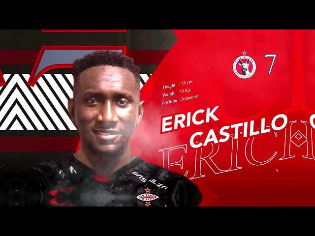 Erick Castillo - Image Sport