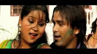 Fatafat Khol Ke Dekhav [ Hot Bhojpuri Holi Dance Video 2014 - Manoj Tiwari ] Choli Bheenj Gail
