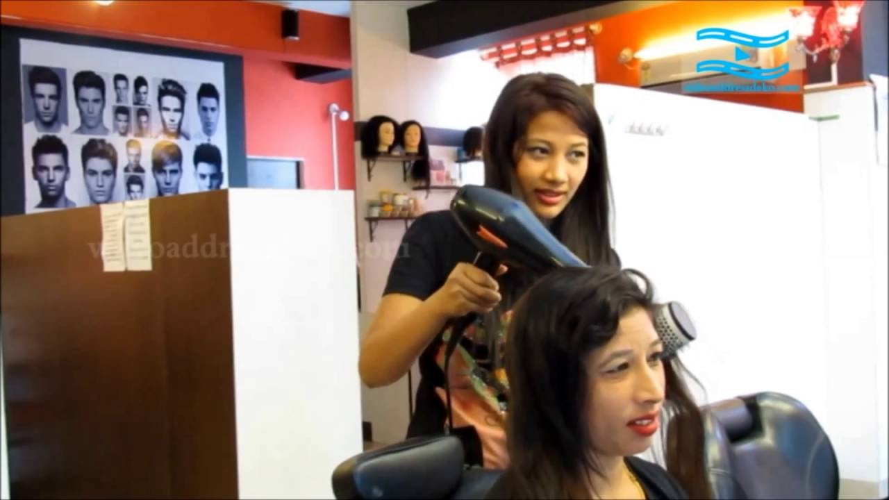 magic mirror beauty parlour kalyan nagar bangalore - youtube