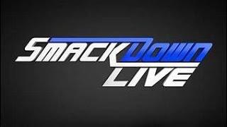 WWE 2K19 Universe Mode- SmackDown #01 Highlights
