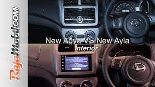 Ayla 2017 VS Agya 2017 | Interior | #IntipMobil by rajamobil.com