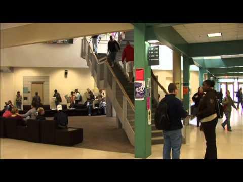9. Campus Center - BGSU Campus Tour