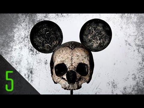 5 Darkest Disney Secrets
