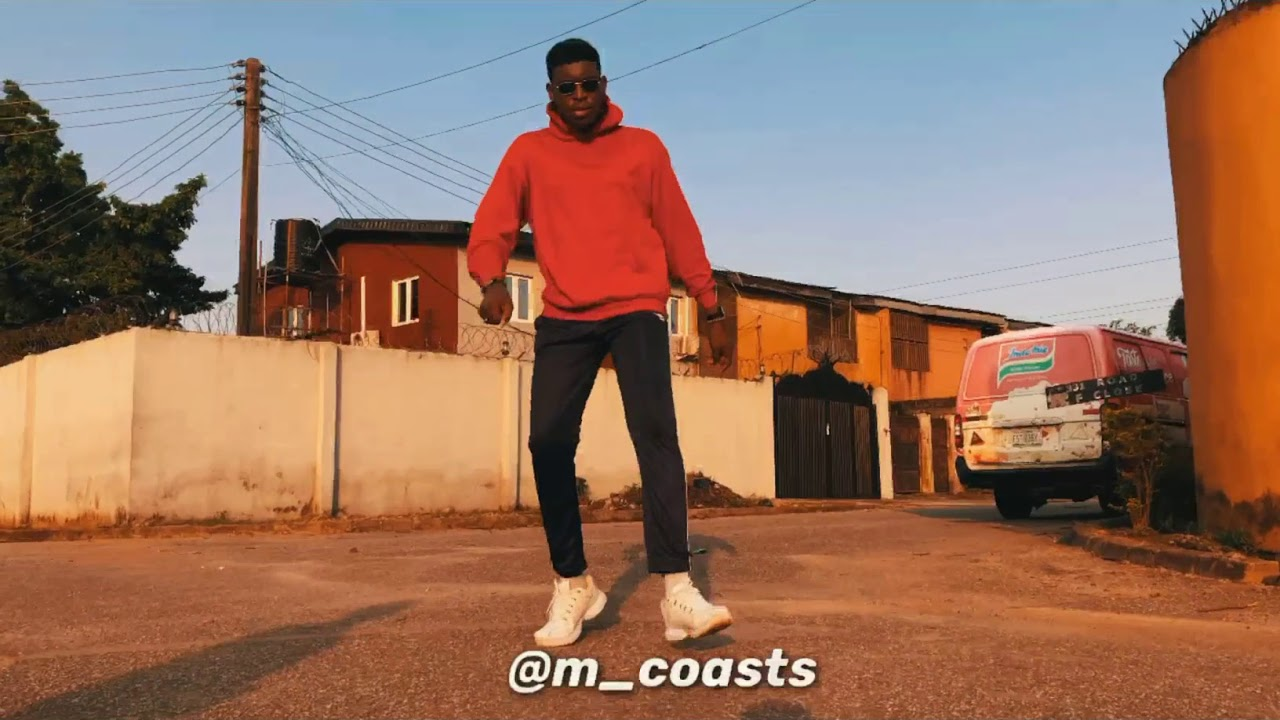 DJ eric instrumental couper decaler dance video by mcoast