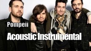 Bastille - Pompeii (Acoustic Instrumental)