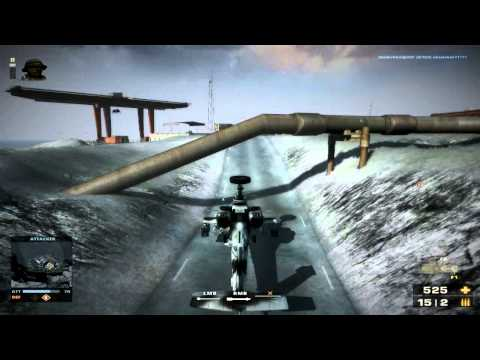 BFP4F: AH-64 Heli 178-1 Dalian Rush - NEW HIGHSCORE #16 720p Gameplay
