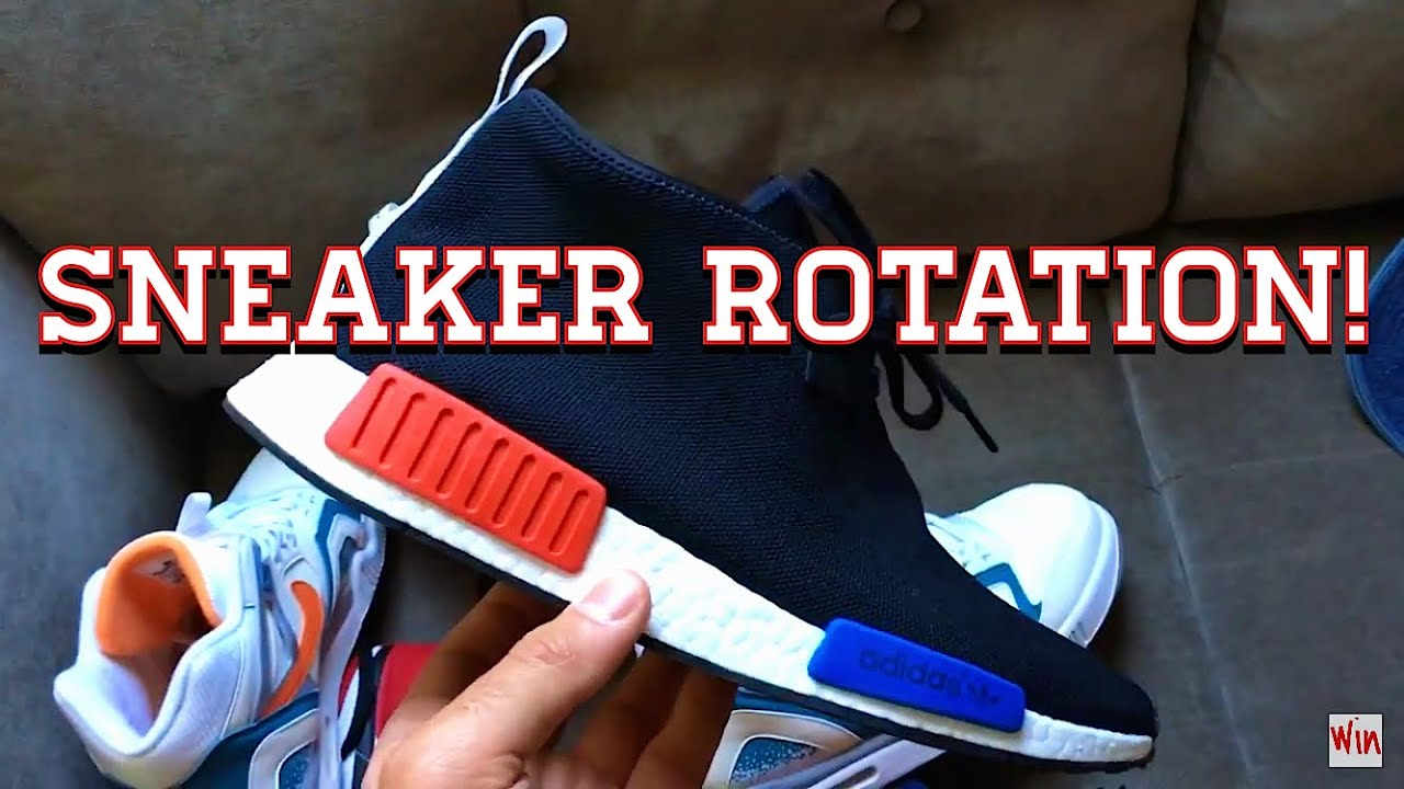 d1253d58a SNEAKERS I'VE BEEN ROCKING RECENTLY - Adidas NMD - Vans Checkered - Nike -  Air Jordan Retro - Puma