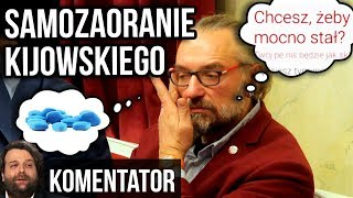 Samozaoranie Kijowskiego - Czytam Komentarze