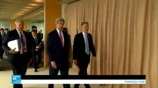 وزير الخارجية الأمريكي في زيارة غير مسبوقة لمدينة هيروشيما اليابانية