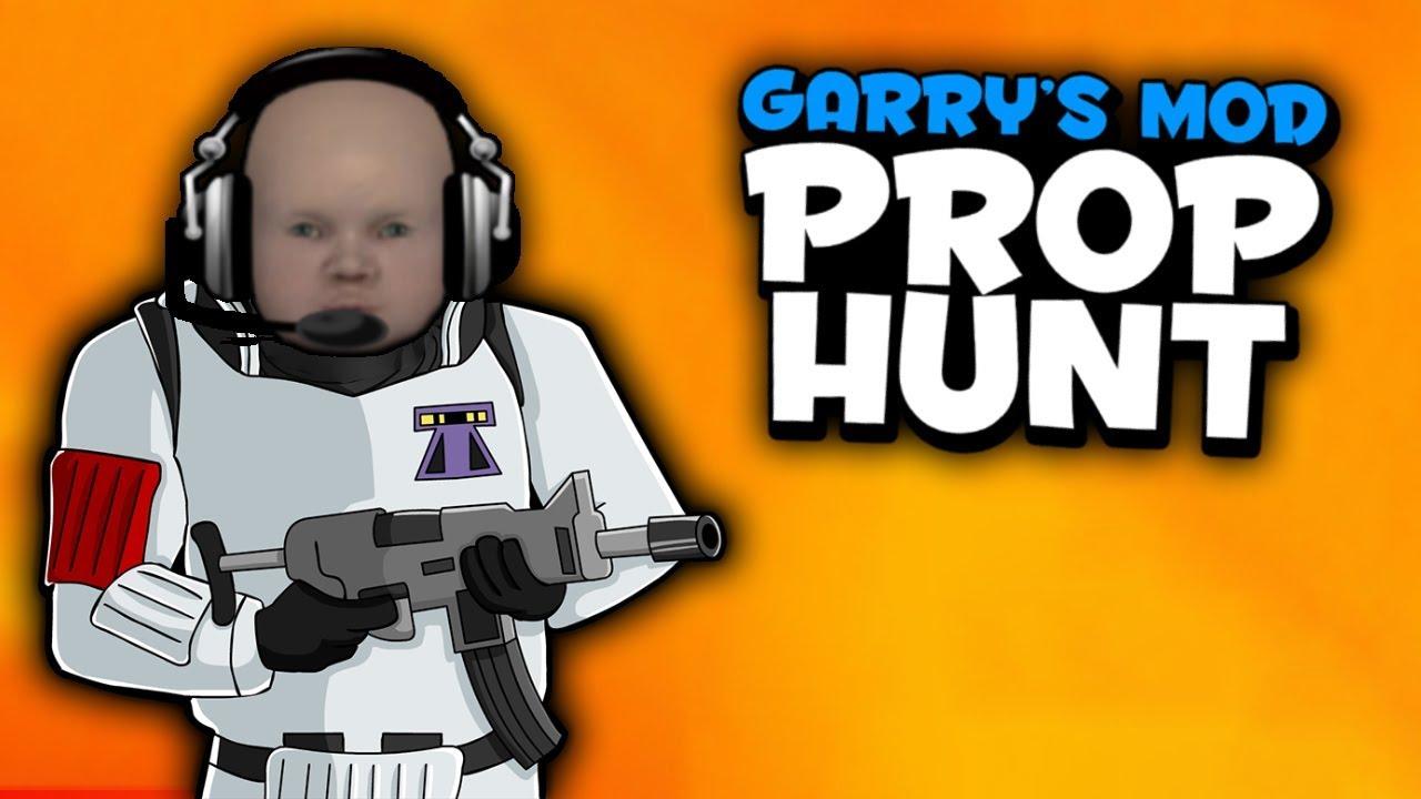 Garry's Mod PROP HUNT | MORTAL KOMBAT BABY! | #1
