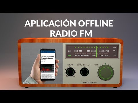 Radio FM Offline (Sin Internet) Para Android