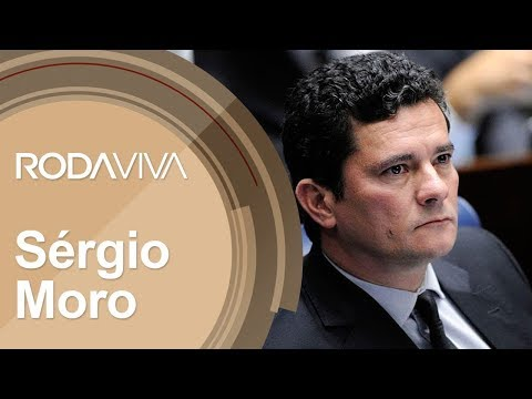 Roda Viva | Sérgio Moro | 26/03/2018