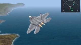 F-22 Lightning 3: Campaign 1 - Indonesia