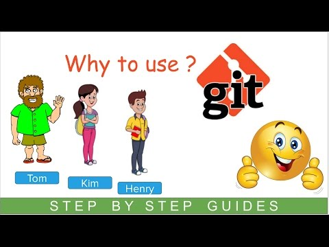 Why to use GIT (version control system)