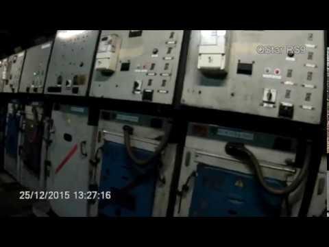 Вывод в ремонт выключателя. Оперативные переключения