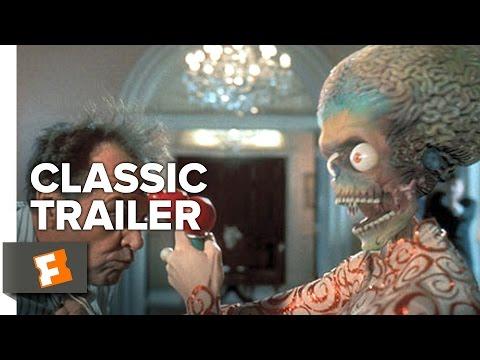 Mars Attacks! (1996) Official Trailer #1 - Jack Nicholson, Pierce Brosnan Sci-Fi Comedy Mp3