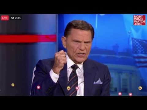 Kenneth Copeland Now Has A Direct Line To Deliver Messages From God To President Trump
