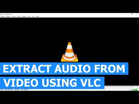 How To Extract Audio From Video Using VLC (Easy Way)