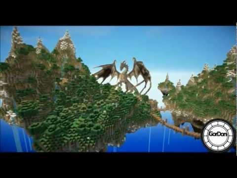 MineCraft - ТОП 5 КРАСИВЫХ ПОСТРОЕК