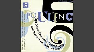 Concerto Pour Piano Et Orchestre En Ut Dièse Mineur FP 146 : I - Allegretto (Remasterisé En 1998)