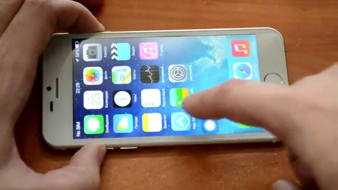Как на iphone 6 сделать копию в icloud на
