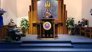 """Sunday Service - """"We Need a Double Portion of the Anointing"""" - 10/25/2020"""
