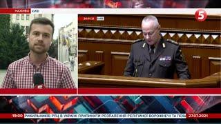 Головнокомандувач ЗСУ Руслан Хомчак йде з посади. В чому причина і хто його замінить