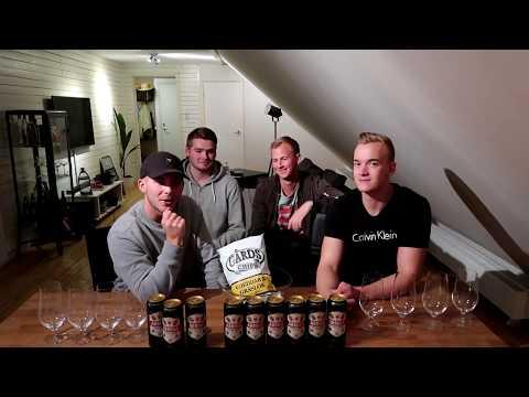 Dricker 6 Arboga öl (10,2%) på 5 minuter! MATKOMA CHALLENGE!