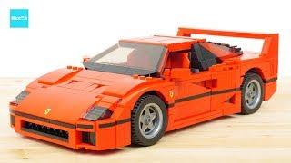 レゴ クリエイター エキスパート フェラーリ F40 10248 / LEGO Creator Expert Ferrari F40 10248 thumbnail