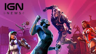 Fortnite Leak Potentially Reveals First Look at Season 5 Battle Pass - IGN News