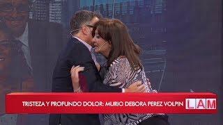 Mirta Tundis Y Sergio Lapegüe Se Quebraron Al Recordar A Débora Pérez Volpin