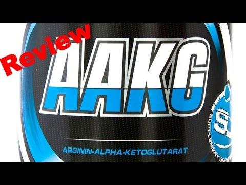 AAKG - Für extremen Pump beim Training