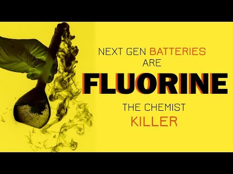 Why Chemistry Is Awesome! - Episode 1|| Fluoride-Ion Batteries!