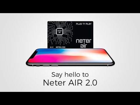 Neter Air Unlocking Sim 2.0 - Unlocks most carriers as well as iPhone X