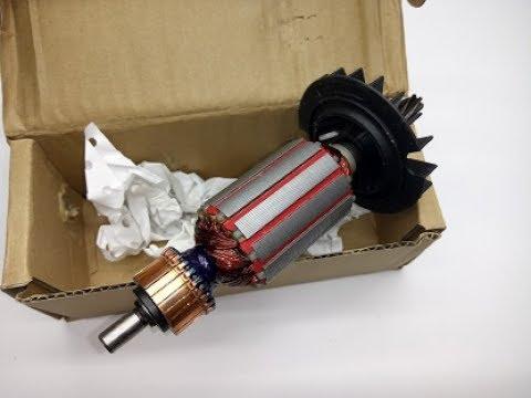 Ремонт перфоратора Bosch 2-26 замена подшипника..