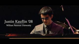 William Paterson Jazz Room Presents Jazz Pianist Justin Kauflin