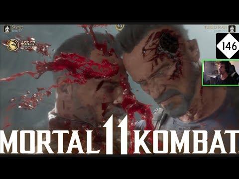 MK11: TERMINATOR. ES MUY LENTO,,,PERO MOLA #146