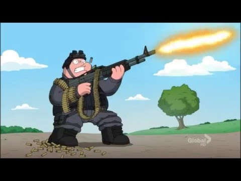 Family Guy - War Against the Amish