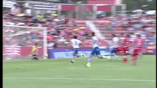 Resumen de Girona FC (1-4) Real Zaragoza
