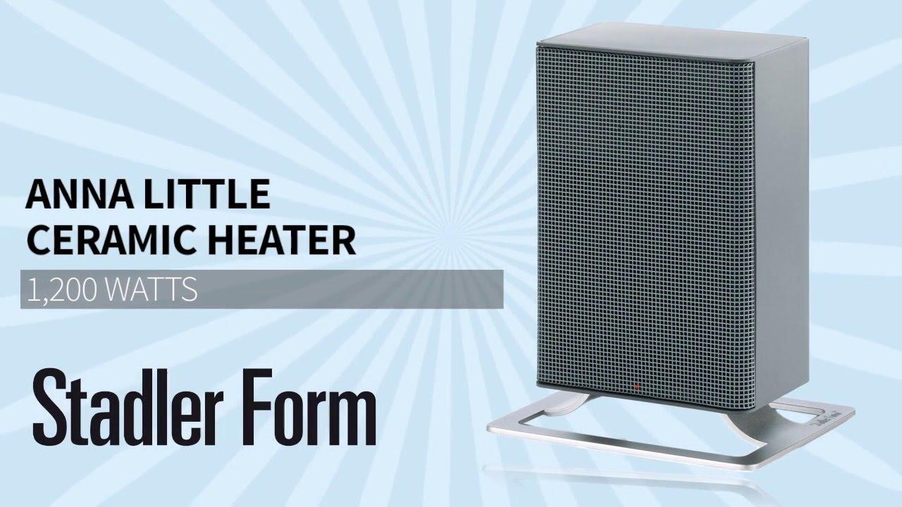 Stadler Form Anna Little Space Heater  Sylvane  YouTube