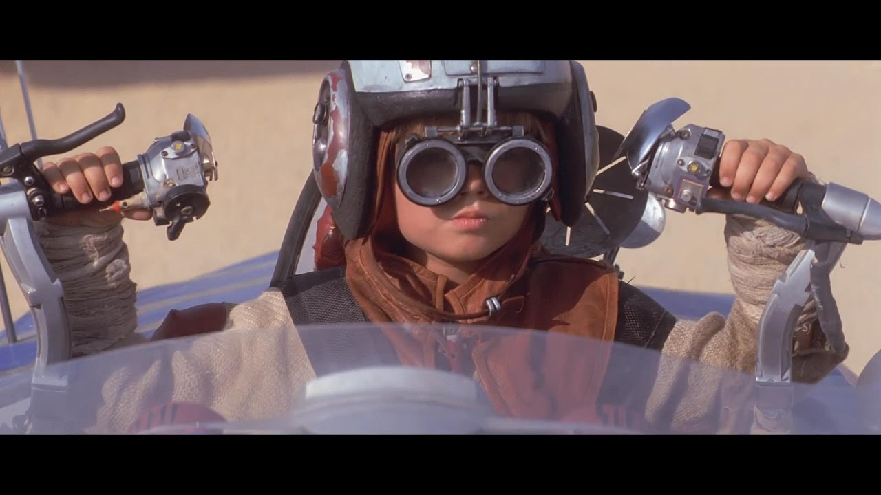 Image result for pod race the phantom menace
