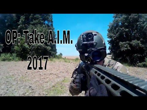 Gunnys Warfare Center: Take A.I.M. 2017