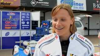 Interview: Vicki Butler-Henderson- Motorsektionen.dk