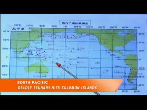 U.S. Sues Standard & Poor's, 18 Charged in $200M Credit Fraud, Deadly Tsunami Hits Solomon Islands