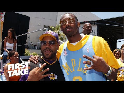 Kobe Bryant Embodies What Los Angeles Is All About - Ice Cube Describes Kobe's Legacy | First Take