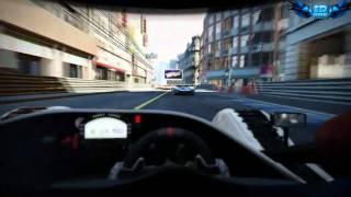 Shift 2 Unleashed Helmet Cam Gameplay Maximus Settings GTX460