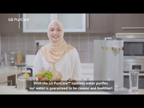 LG PuriCare™ With Amar Baharin & Amyra Rosli