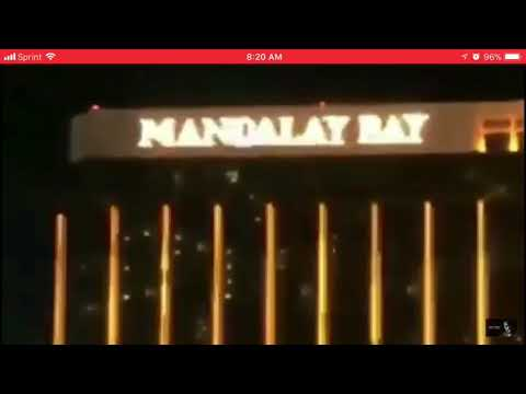 LAS VEGAS SHOOTING CAUGHT ON TAPE | Vegas Citizen Speaks On It